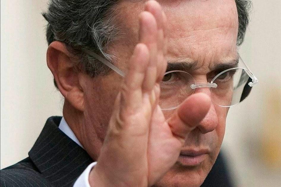 Álvaro Uribe denuncia fraude electoral
