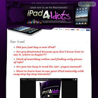 Apple Ipad 4 Idiots Guide + Video Lessons 2012
