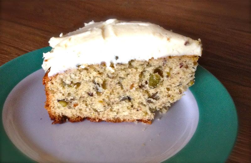Rosewater Cake Cardamom