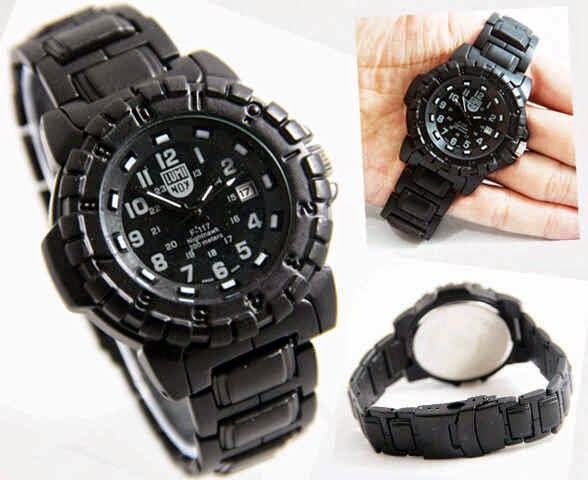 Luminox Essential Gear Chain black
