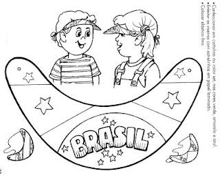 Atividades Escolares de Proclamação da República e Dia da Bandeira