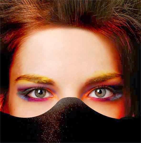 depilar y maquillar cejas