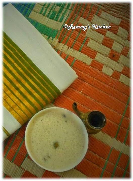 Podiyari payasam/pal payasam/Broken rice kheer