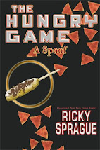 Hunger Games parody available for the kindle