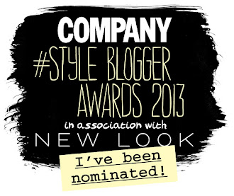 Nominate me for Personal Style Please!