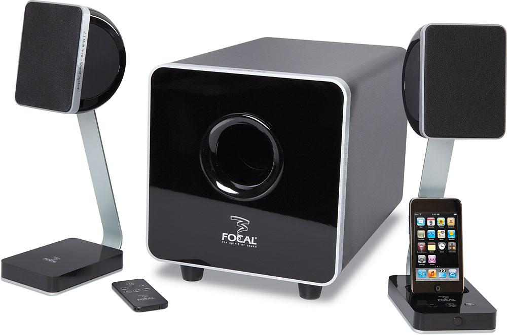 pc sound system. Black Bedroom Furniture Sets. Home Design Ideas