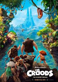 Los Croods: Una aventura prehistorica 720p (2013) - Latino