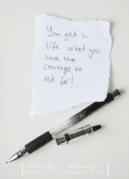 inspirations quotes, motivation quotes, you get in life what you have the courage to ask for, operah quote, operah winfrey quote