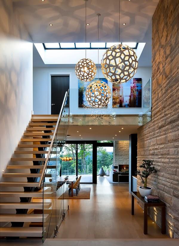 Casas minimalistas y modernas casa minimalista en vancouver for Idee casa minimalista
