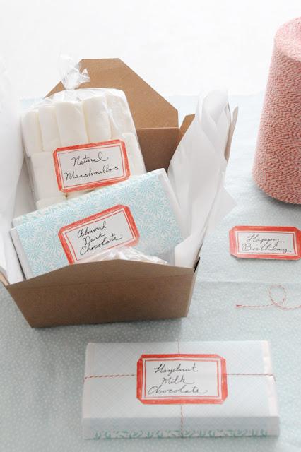 dulces envueltos personalizados