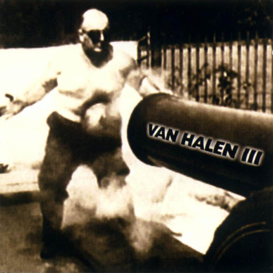 Halen Iii of Van Halen 'iii'