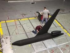 semi-span jet model