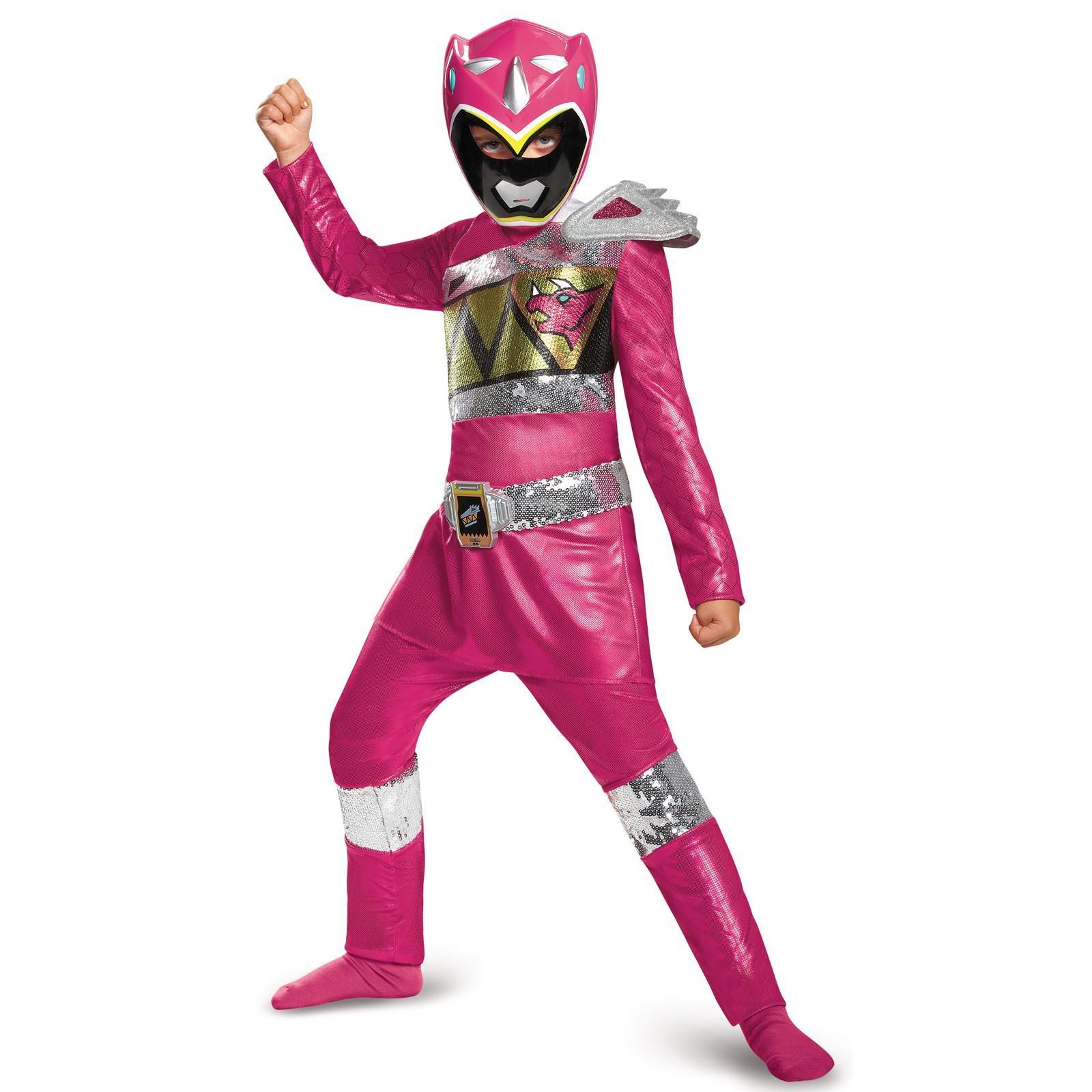 Henshin Grid: Power Rangers Dino Charge Halloween Kid Costumes