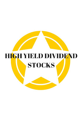 high yield dividend stocks
