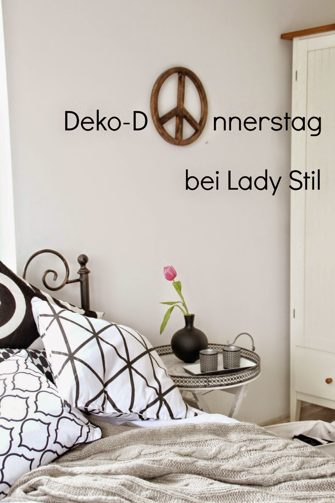 Deko Donnerstag