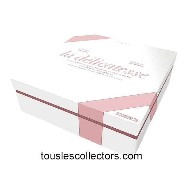 La delicatesse Coffret collector