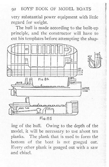 Free book, model shipbuilding, ship model, building, model boats