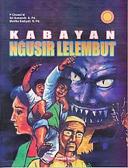toko buku rahma: buku KABAYAN NGUSIR LELEMBUT, pengarang chanel, penerbit taufik