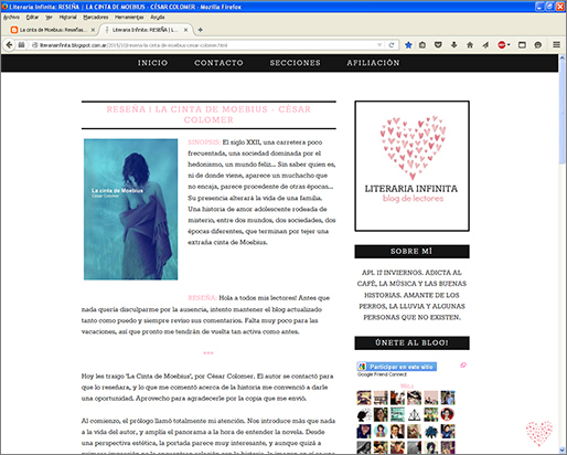 http://literariainfinita.blogspot.com.ar/2015/10/resena-la-cinta-de-moebius-cesar-colomer.html