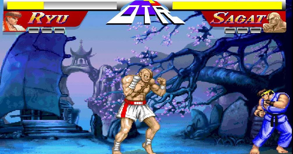 street fighter 2 free play