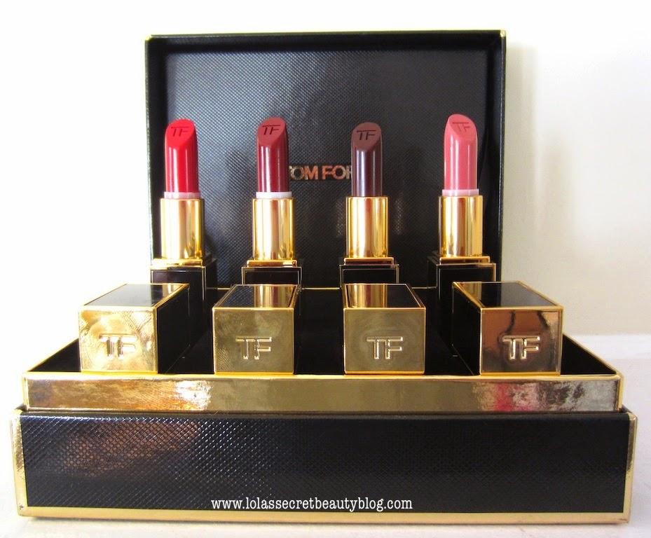 lola's secret beauty blog: Tom Ford Beauty Lip Color Matte ...