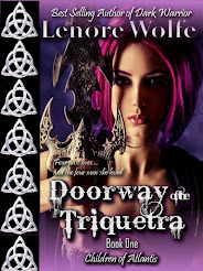 Doorway of the Triquetra at Amazon today!