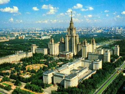 Trường Đại học Tổng hợp quốc gia Mátxcơva mang tên Lomonosov (MGU), Liên bang Nga, nơi phương đông gặp phương tây, thông báo tuyển sinh