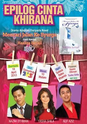 Tonton Epilog Cinta Khirana Samarinda TV3