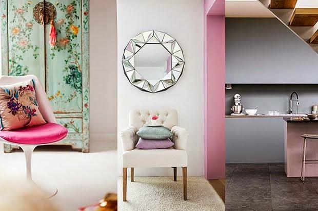 Interior - Pastel Palette