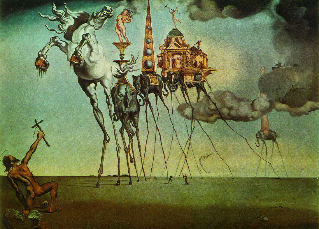 .dali fueled by fears and fascinations scene360