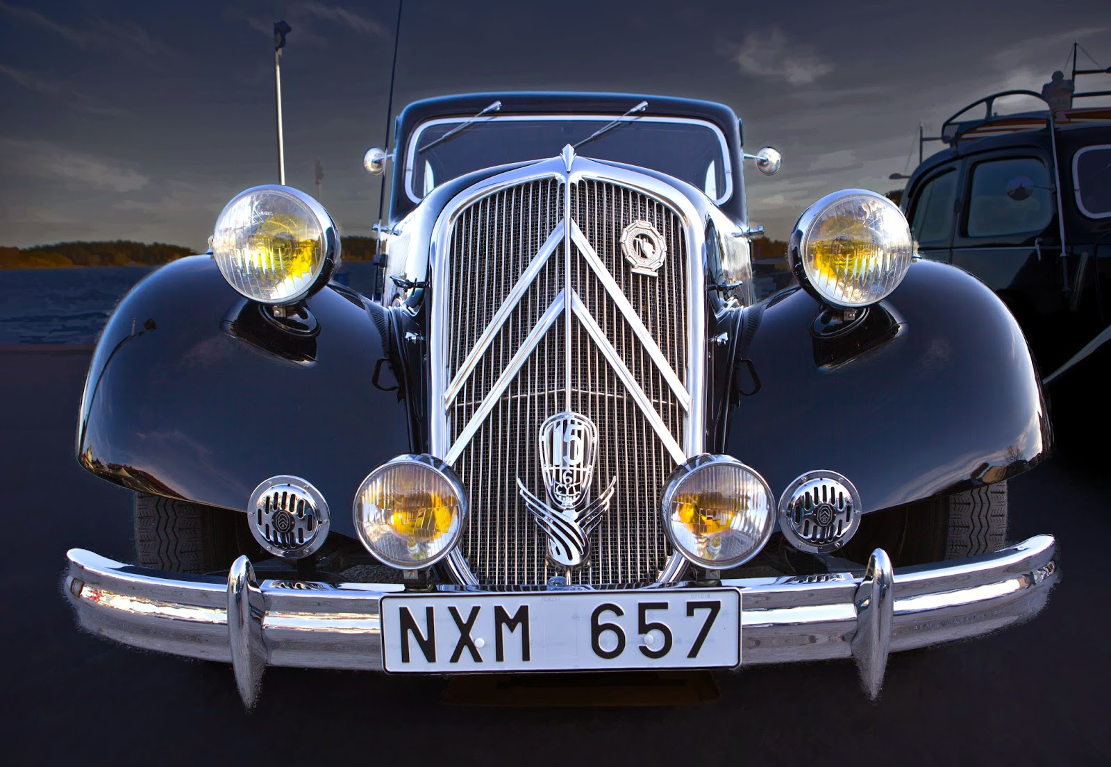 1940s Citroën Traction