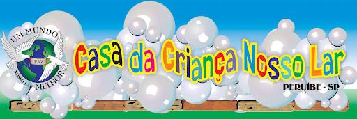 CASA DA CRIANÇA NOSSO LAR