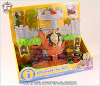 Imaginext Castle Series Woodland Elves Fisher-Price Elf 2015 new