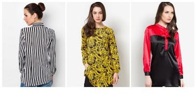 blouse murah,blouse cantik,blouse muslimah