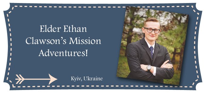Ethan's Mission Adventures