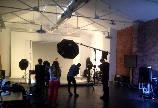 Foto del estudio