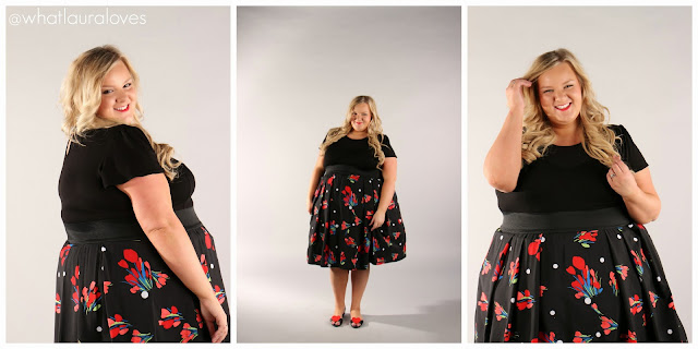 Plus Size Spring Look Book