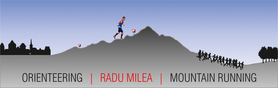 Radu Milea - Orienteering and Mountain Running