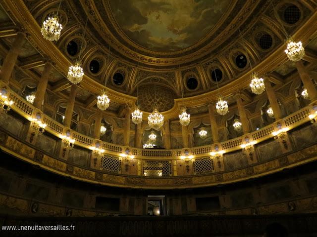 Nuit des Musées Versailles - location gîte urbain Une Nuit à Versailles