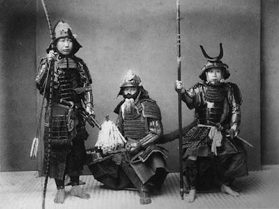 japanese samurai warrior pictures