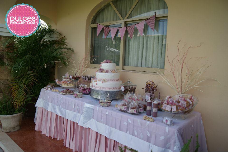 Decoracion para bautizo elegante fiestas infantiles y for Fiestas elegantes decoracion