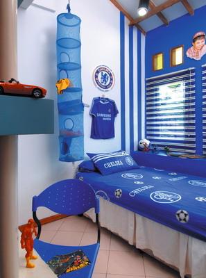 desain rumah desain kamar anak laki laki 2012