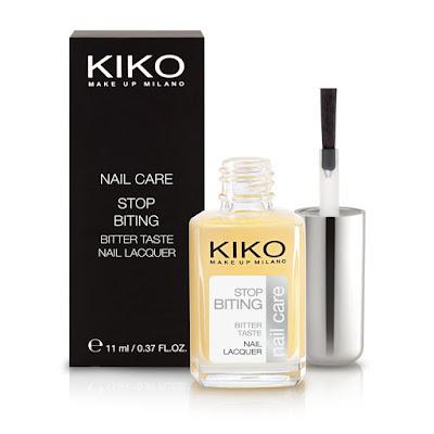 Bon plan : La gamme Nail Care - Kiko