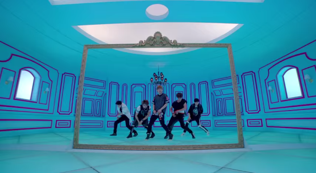 Infinite Official MV Bad VR360 Version