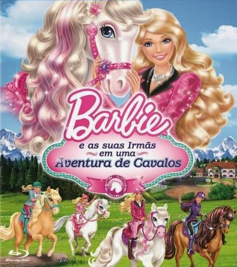 Barbie e as Suas Irmãs em Uma Aventura de Cavalos – Dublado (2013)