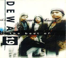 Dewa 19 album The Best Of Dewa 19 (1999)