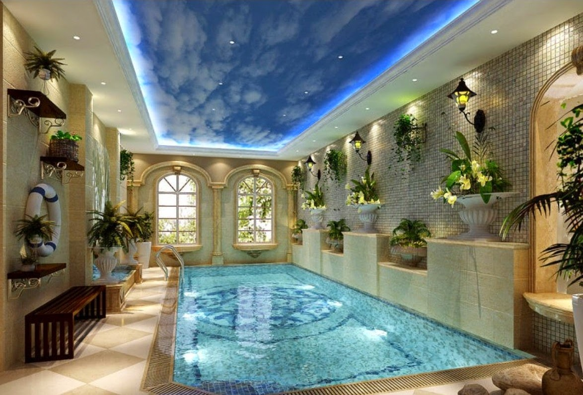 Enclosed Pool Designs.
