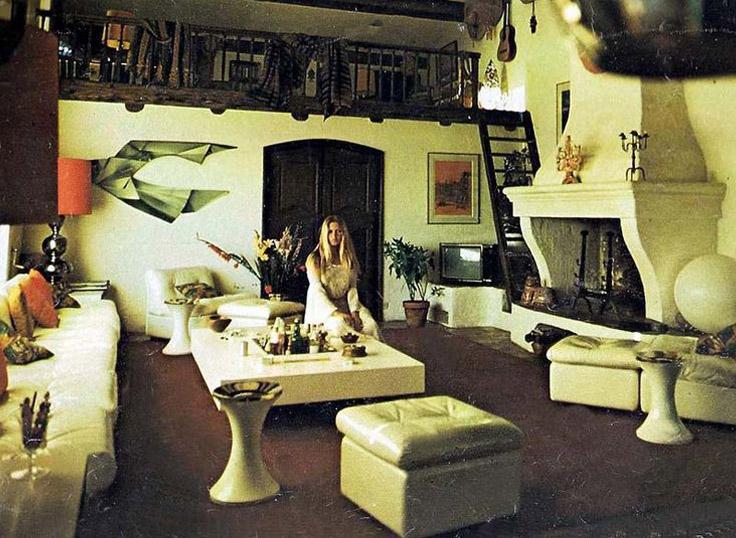 Deco maison  La Madrague - Brigitte Bardot