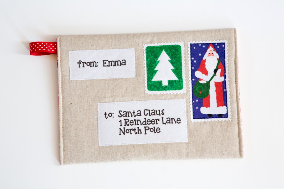 Letter To Santa Envelope Letter to santa envelope