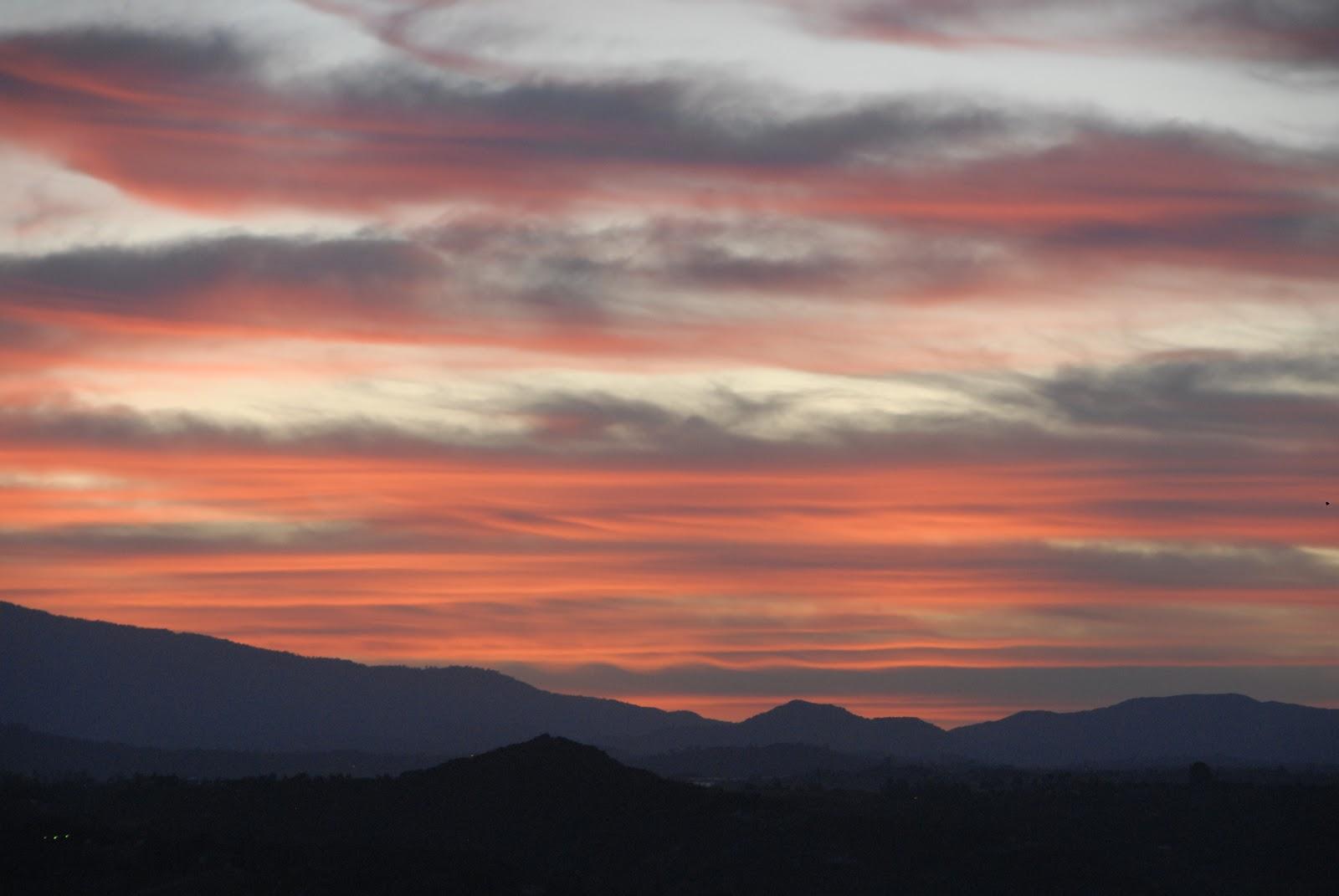 Pumpkin Sky Sunrise